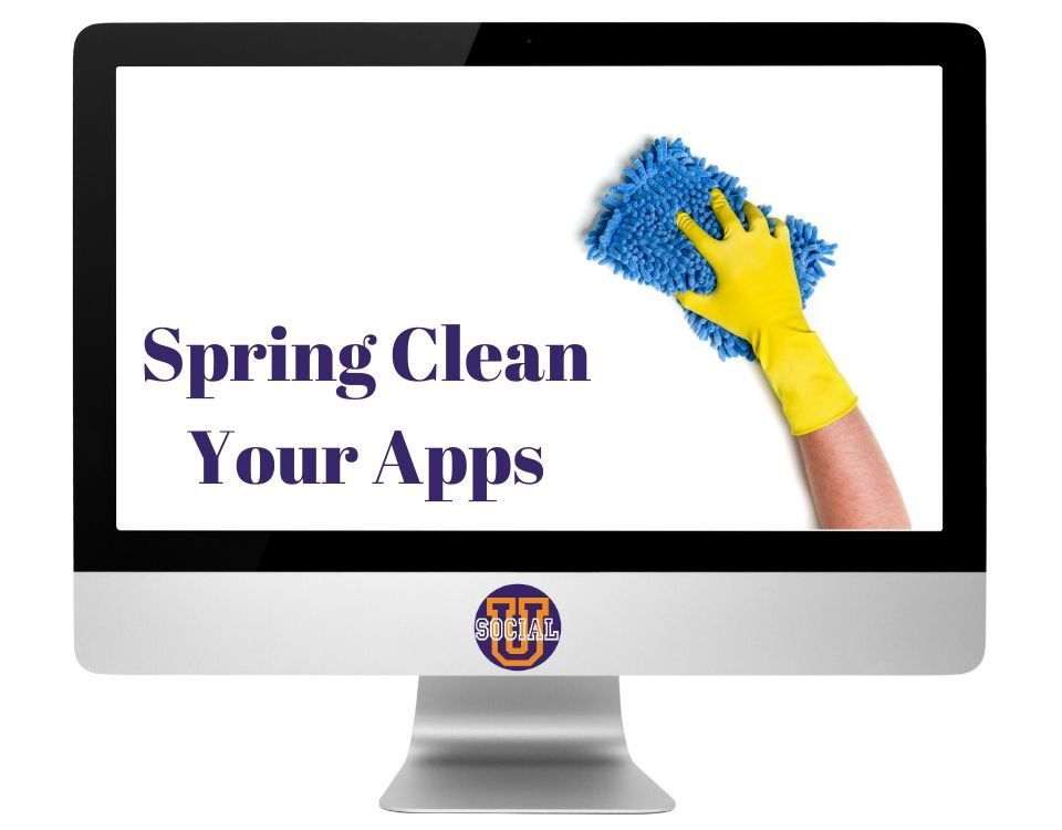 Spring Clean Your Apps