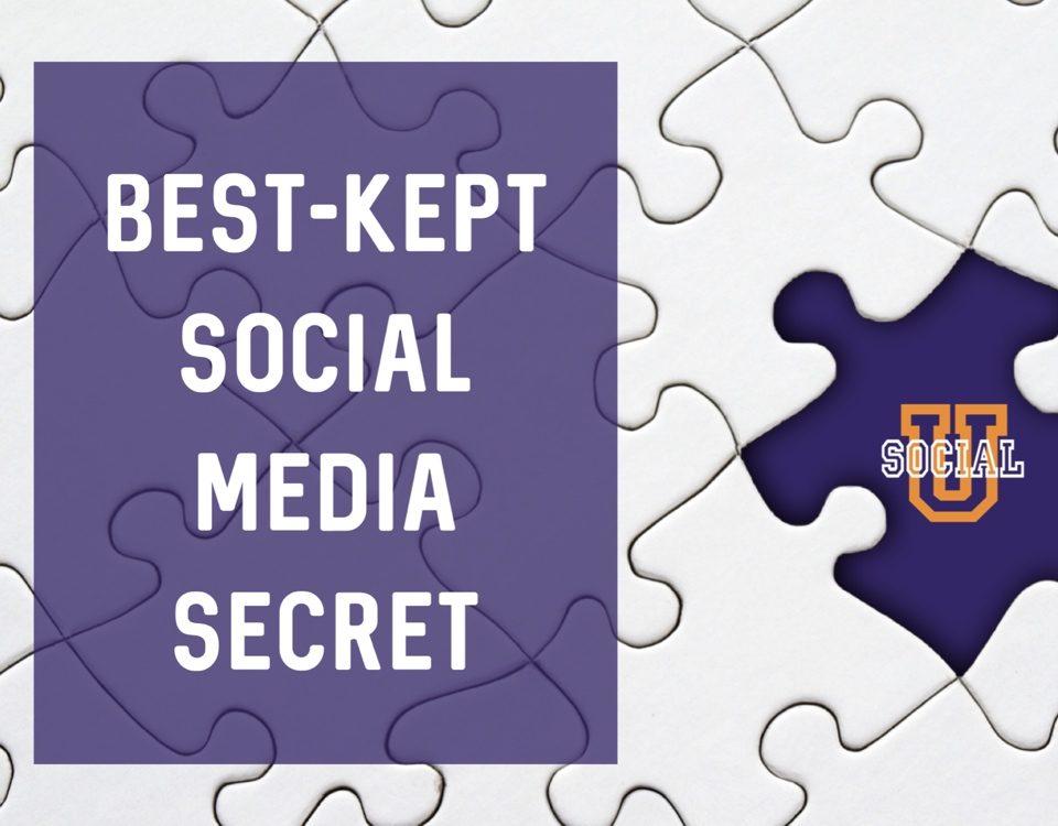 Social Media's Best-Kept Secret