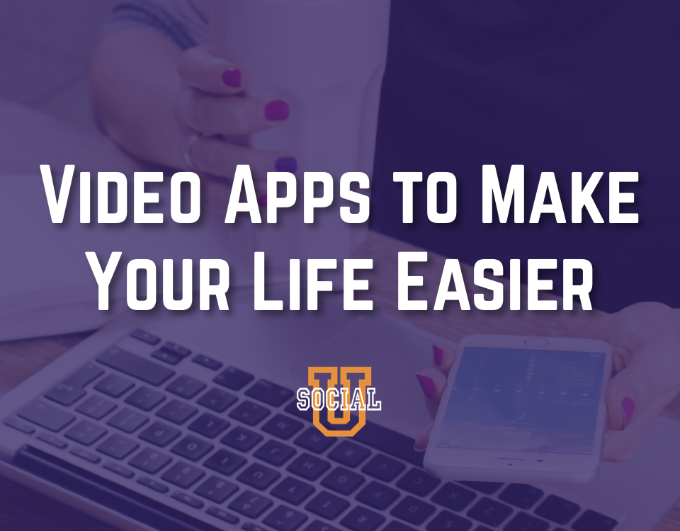 Video Apps to Make Your Life Easier