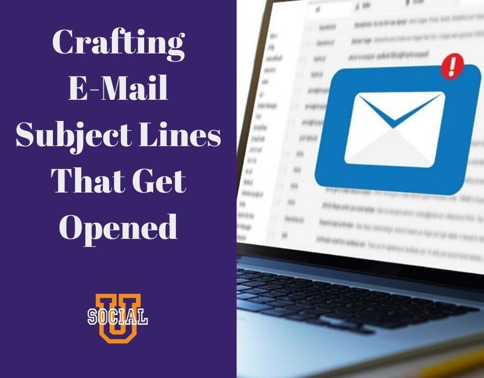 Crafting Email Subject Lines That Get Opened