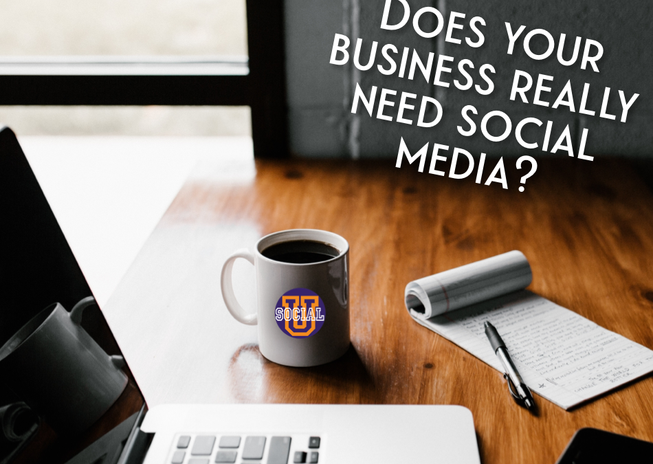 Does your business really need social media?