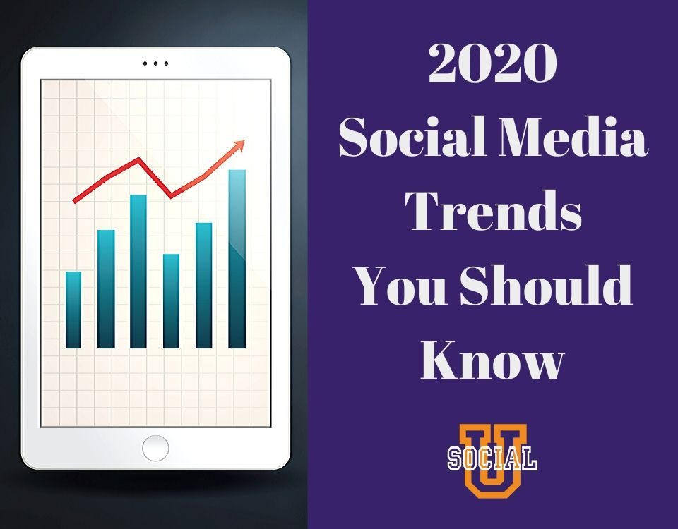 2020 Social Media Trends You Should Know
