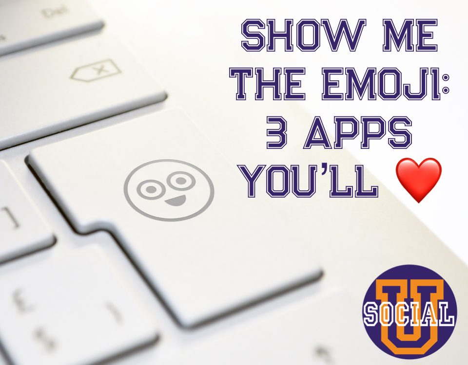 Show Me the Emoji: 3 Apps You'll ❤️
