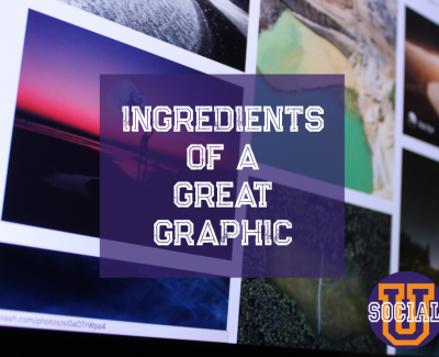 Ingredients of a Great Graphic
