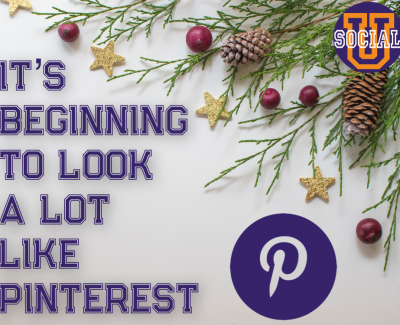 It's Beginning to Look A Lot Like Pinterest