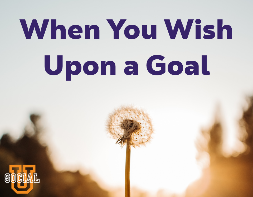 When You Wish Upon a Goal