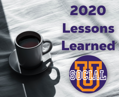 2020 Lessons Learned