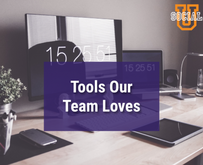 Tools Our Team Loves