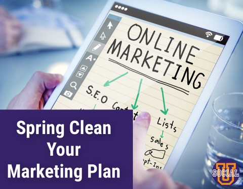 Spring Clean Your Marketing Plan