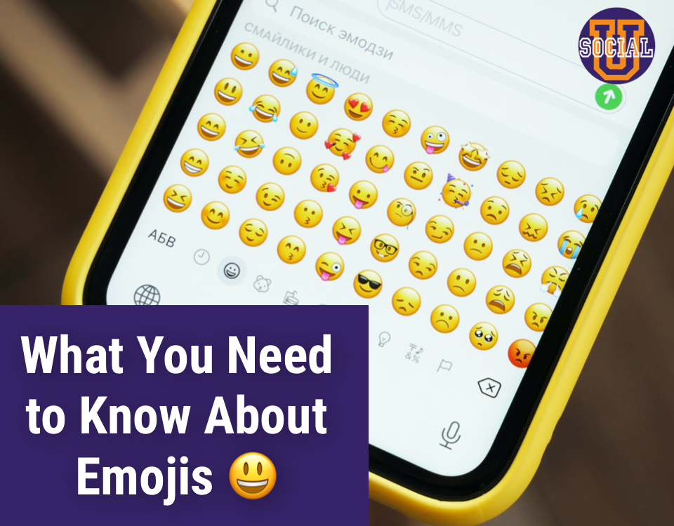 What You Need to Know About Emojis
