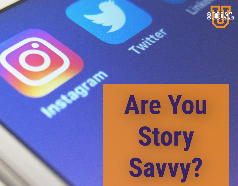 Are You Story Savvy?