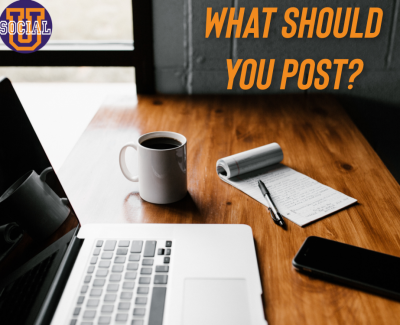 What Should You Post