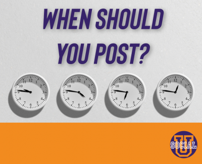 When Should You Post